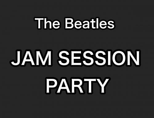 第1回The Beatlesセッション会開催!