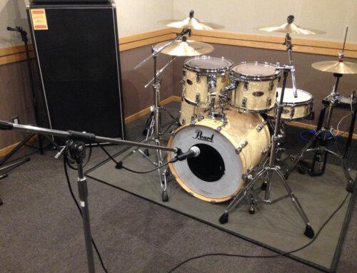 【Drum Blog】ミニミキサーを使って一歩進んだドラム個人練習のすすめ