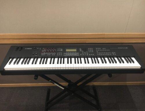 YAMAHA MOX8 88鍵ピアノタッチ シンセサイザー